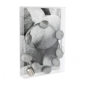 Photo Wire STONE, 8 Magnets / 150 cm / Postcard