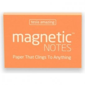 Tesla Amazing Magnetic Notes - 6 Colours (70mm x 50mm)