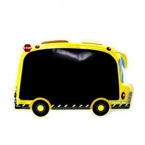 Professor Gauss™ School Bus Educational Magnetic Chalkboard Kit