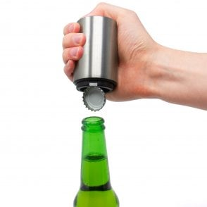 Push And Pop Magnetic Bottle Opener
