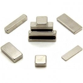 Rectangular Magnet Selection Pack (12 Magnets)