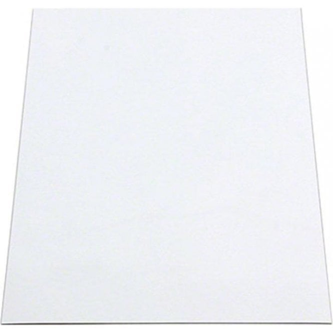 Self Adhesive Flexible A4 Whiteboard Sheet for Home and Office (297 x 210 x 0.85mm)
