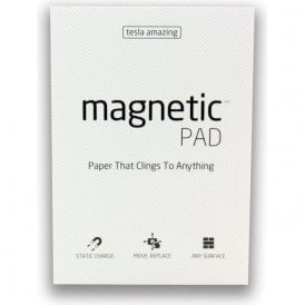 Tesla Amazing Magnetic A4 Pad - Transparent (210 x 297mm) (Pack of 50)