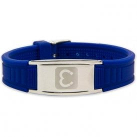 Unisex Rare Earth Magnetic Sports Bracelet - Blue